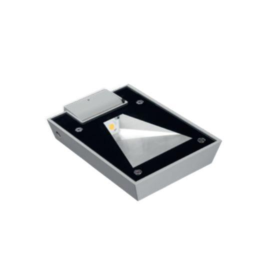 Lampa elewacyjna LED